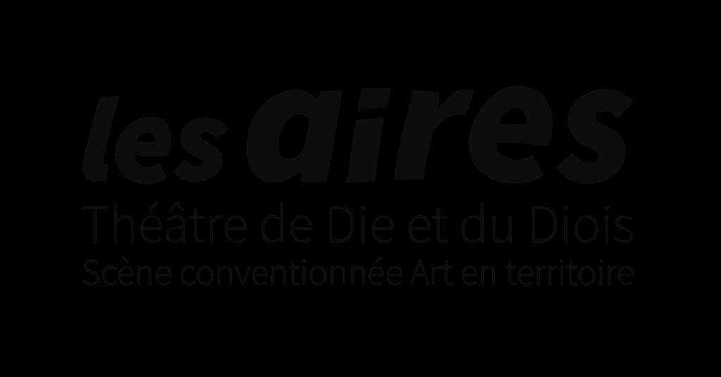 Logo Les Aires Noir