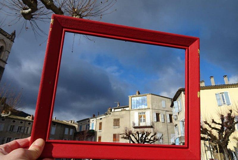 Photo prise dans le cadre du projet CORRESPONDANCE DE QUARTIER